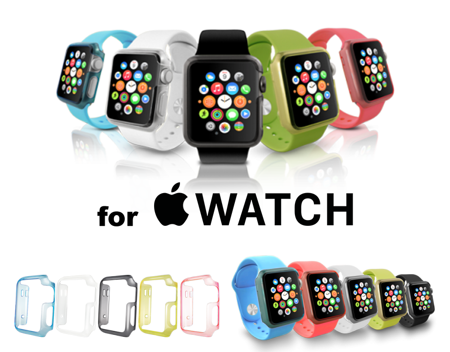 OCoat Apple Watch tok